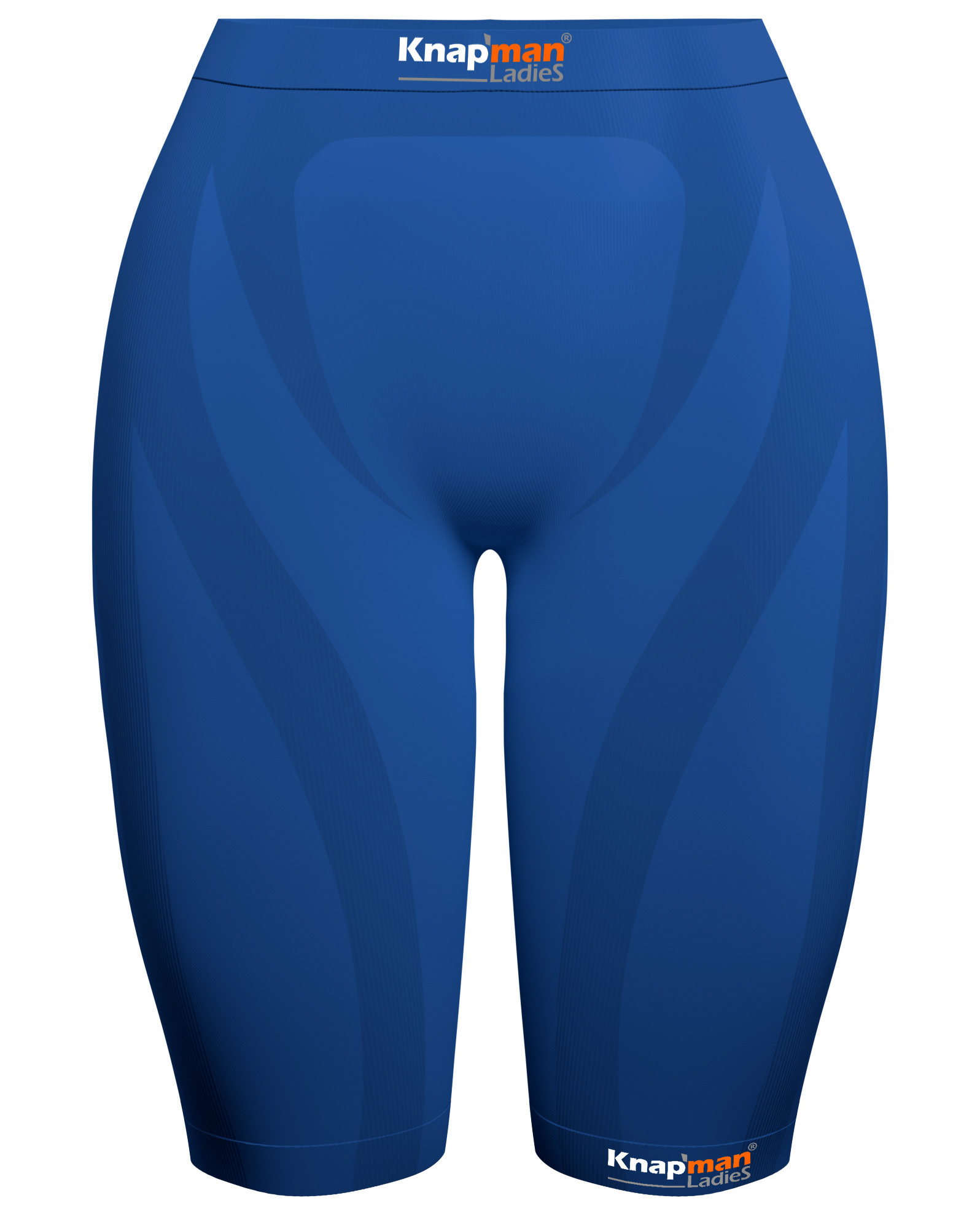 Knap'man Zoned Compression Short USP 45% Ladies Royal Blue