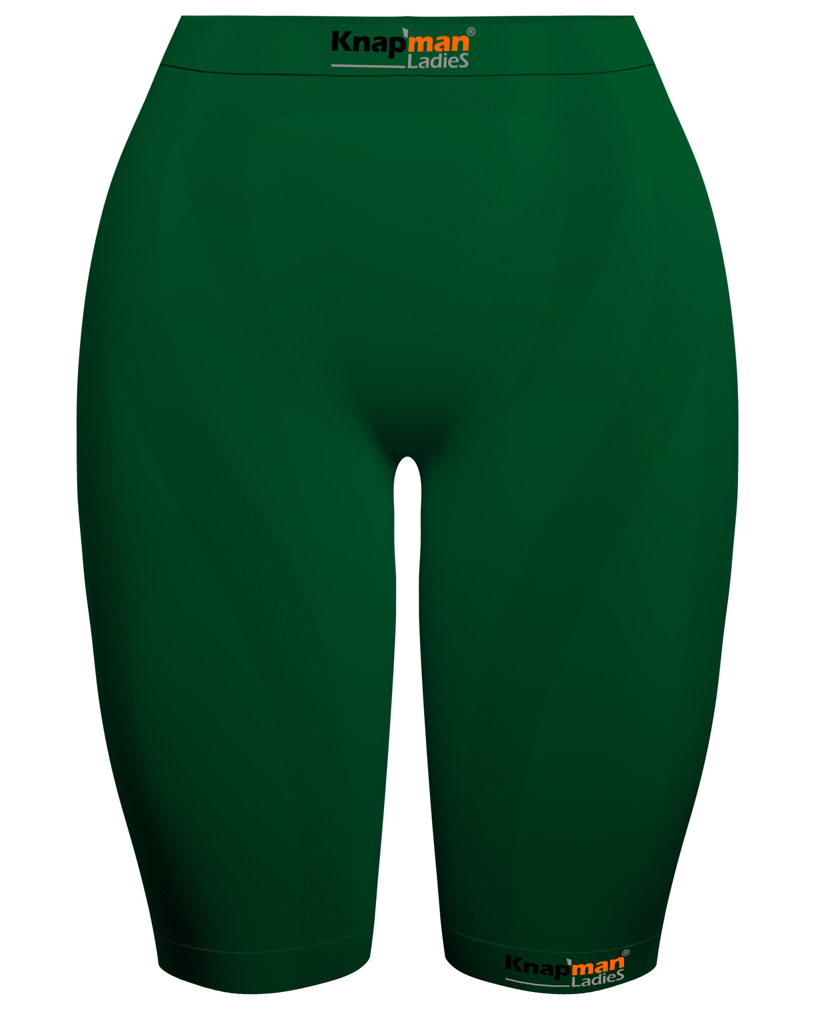 Knap'man Zoned Compression Short USP 45% Ladies Groen