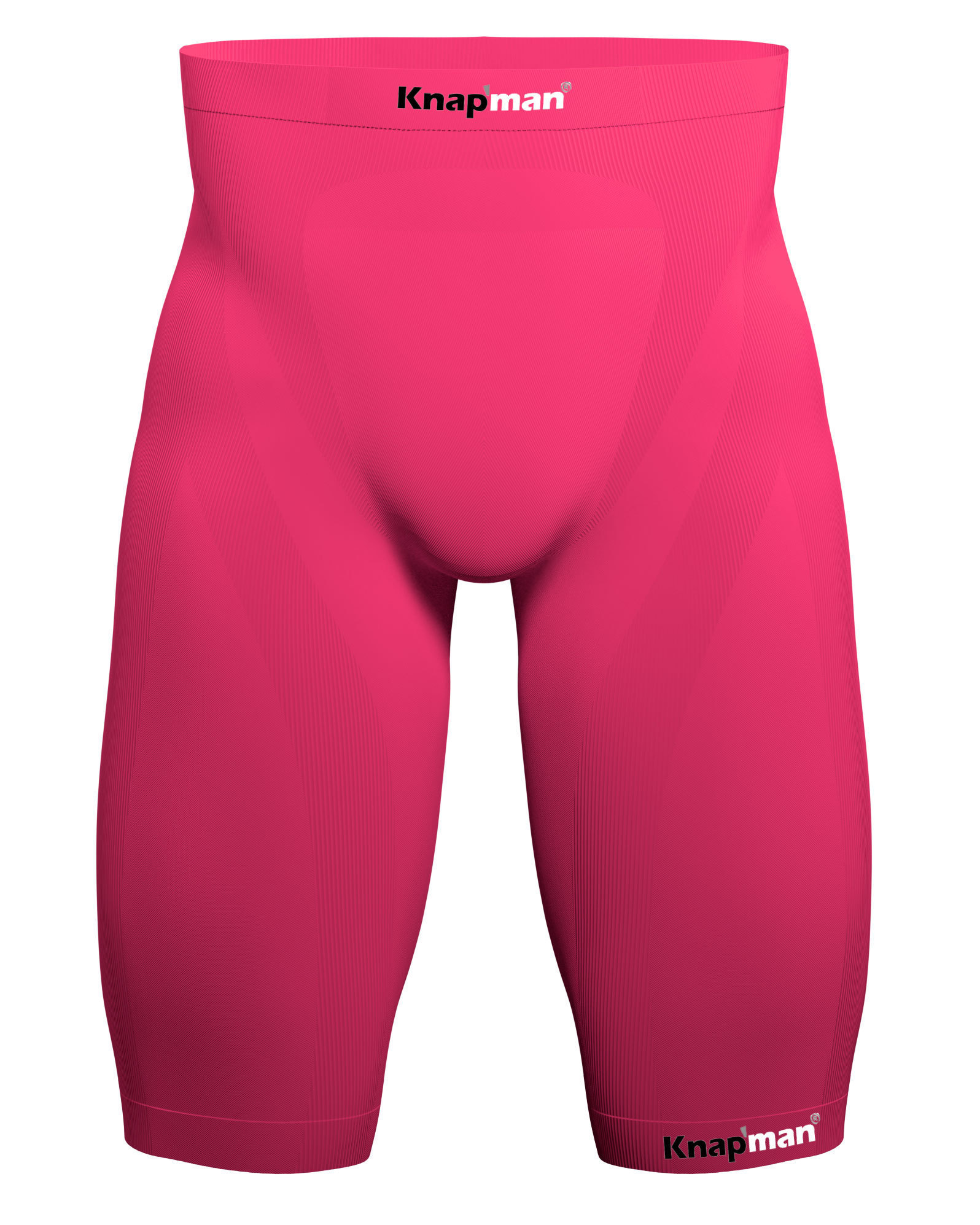 Knap'man Zoned Compression Short USP 45% roze